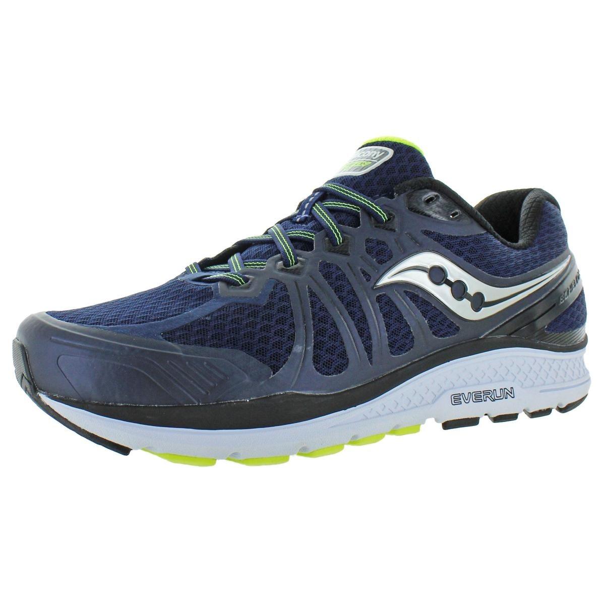 53867c9624 Saucony Mens Echelon 6 Running Shoes Athletic Everun