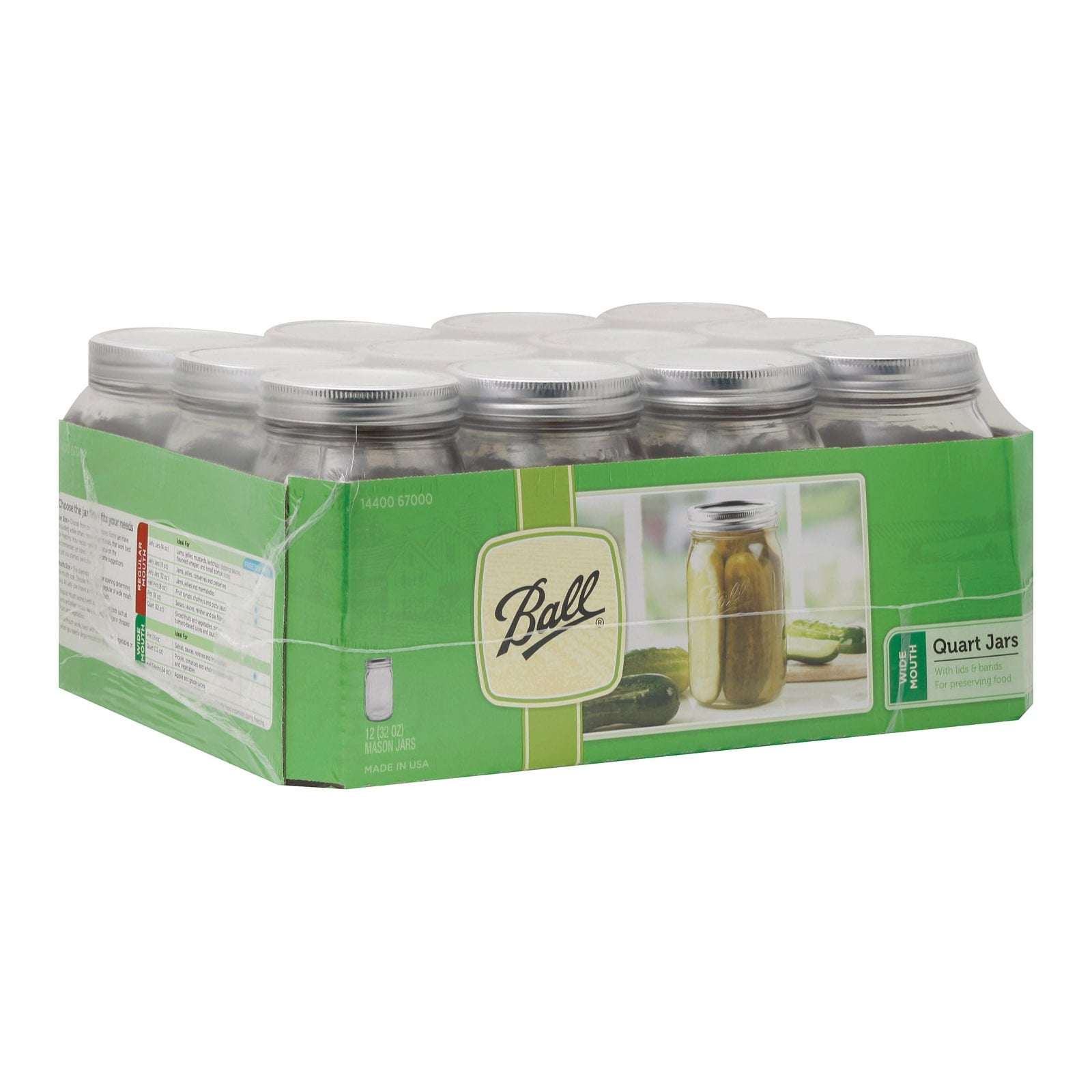 Ball Canning Redneck Wedding Starter Kit Case Of 1 12 Count Free Shipping On Orders Over 45 20291949