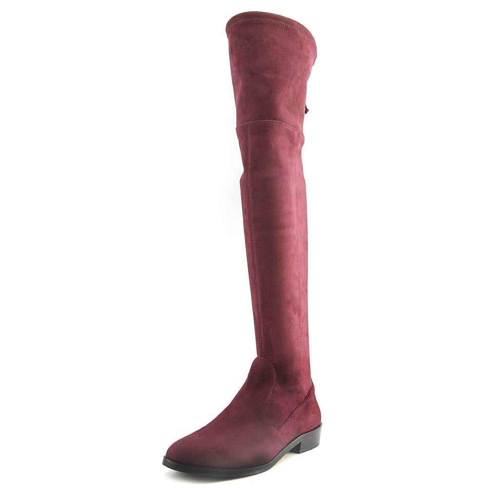 41bacef7658 Shop Vince Camuto Crisintha Round Toe Canvas Over the Knee Boot ...