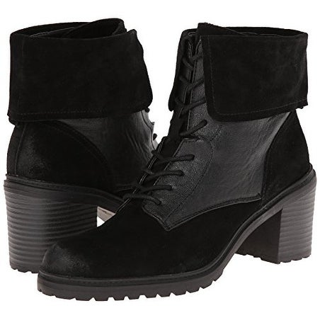 Kenneth Cole REACTION Women's Rocky Me Lace Up Ankle Boots - Free Shipping  Today - Overstock.com - 21080991
