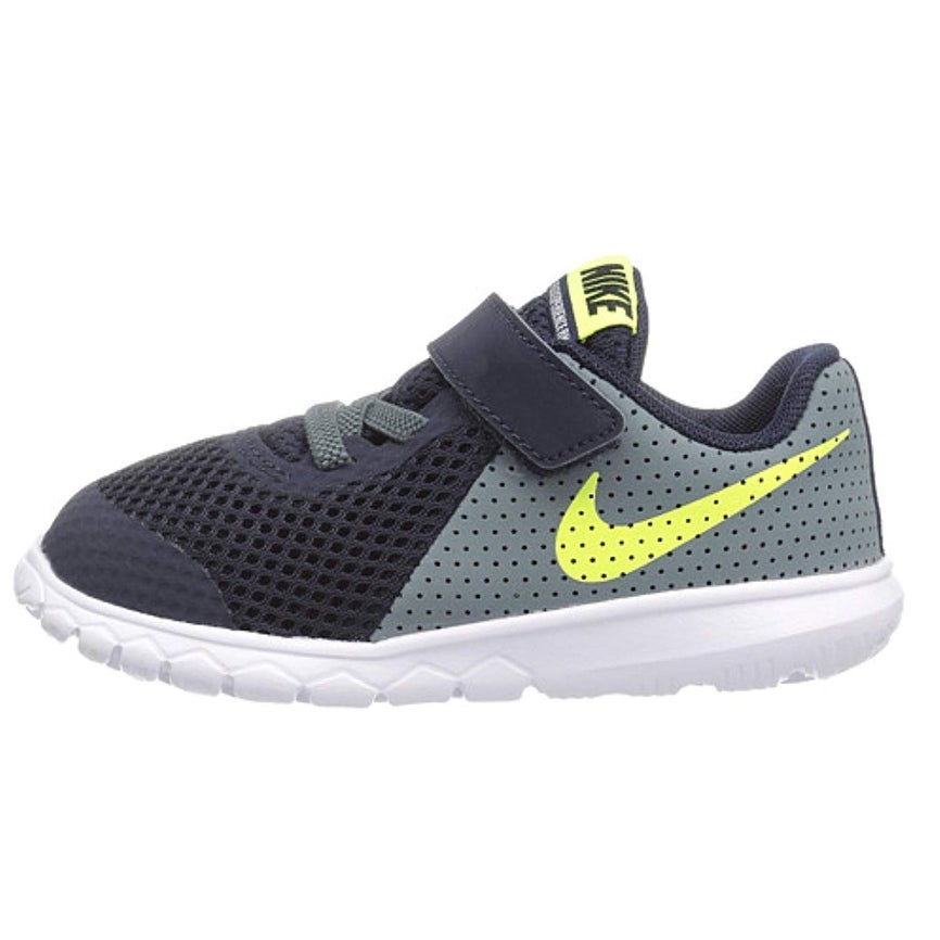 6b1fc8ad58dfe Shop Nike Boy s Flex Experience 5 (TDV) Running Shoes - 3 infant m - Free  Shipping On Orders Over  45 - Overstock - 22827517