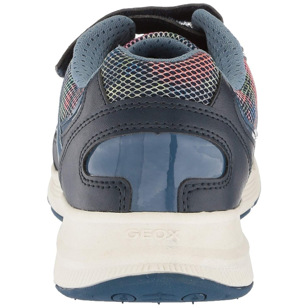 b4d1b3dfae Shop Kids Geox Girls Hoshiko Low Top Walking Shoes - 6.5 M US Big Kid -  Free Shipping On Orders Over $45 - Overstock - 27657077
