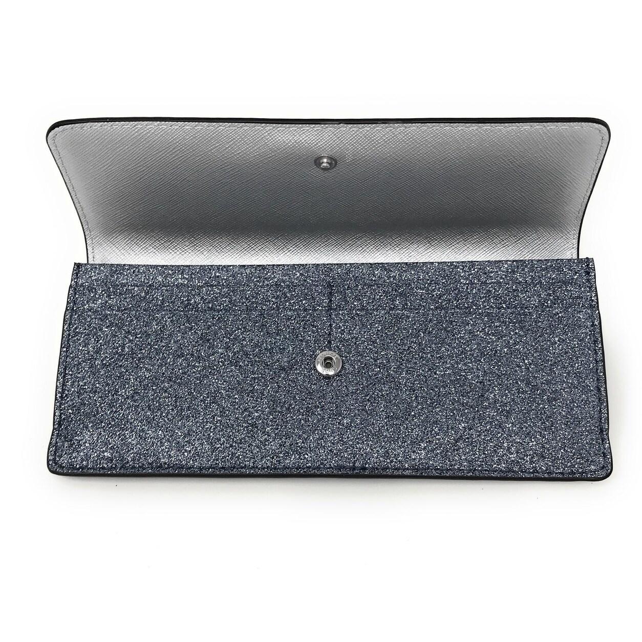4ae396a8236c Shop Michael Kors Jet Set Travel Giftables Leather Flat Wallet ...