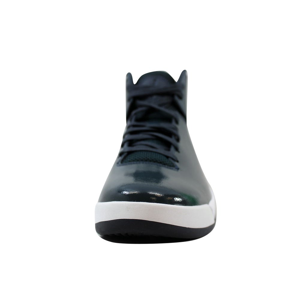 more photos c584f 47aff ... hot shop nike mens jordan air imminent classic charcoal black  white705077 012 on sale free shipping