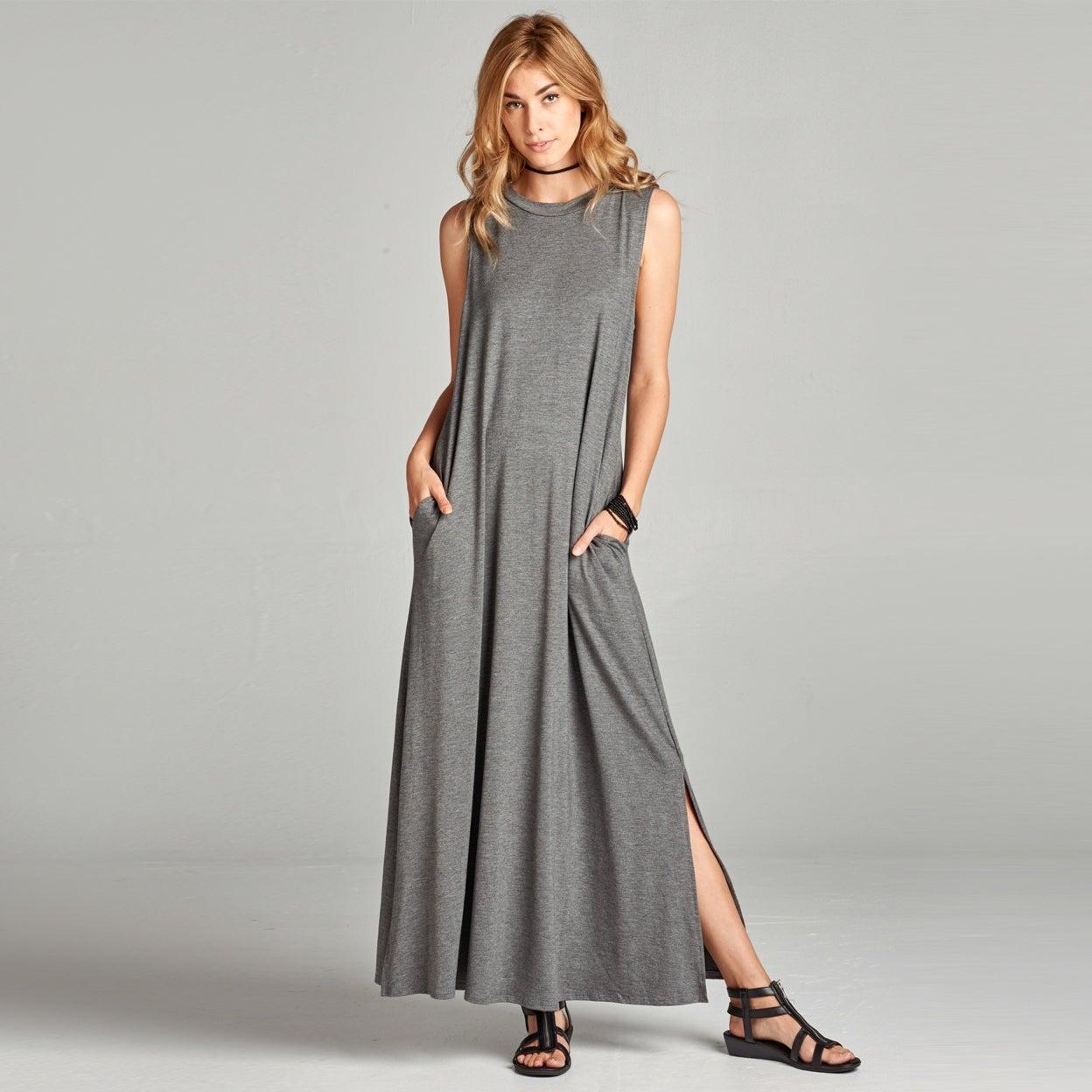 1981184b5 Maxi Dresses With Pockets