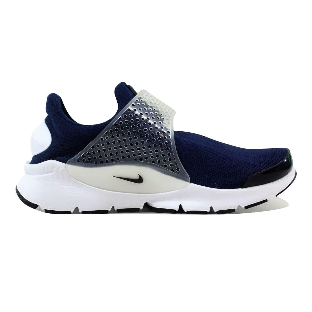 huge discount b4c5c 15b23 Nike Sock Dart Midnight Navy Black-Medium Grey 819686-400 Men s
