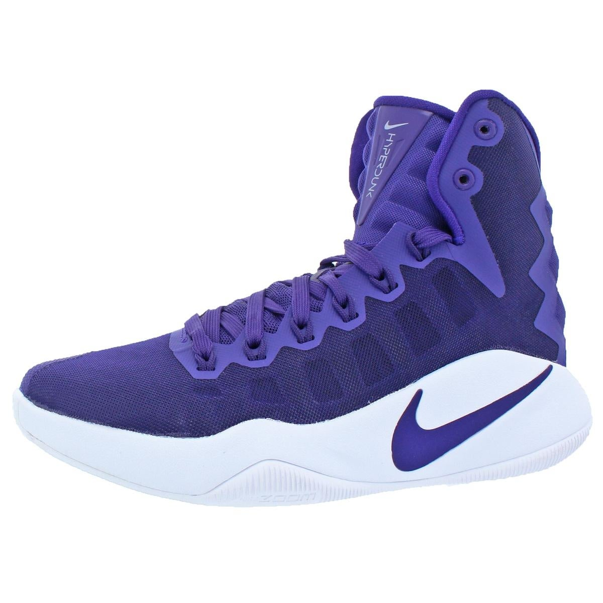 competitive price 41cad 79288 Shop Nike Womens Hyperdunk 2016 TB Basketball Shoes Nike Zoom Mid Top -  Free Shipping On Orders Over  45 - Overstock - 21803225