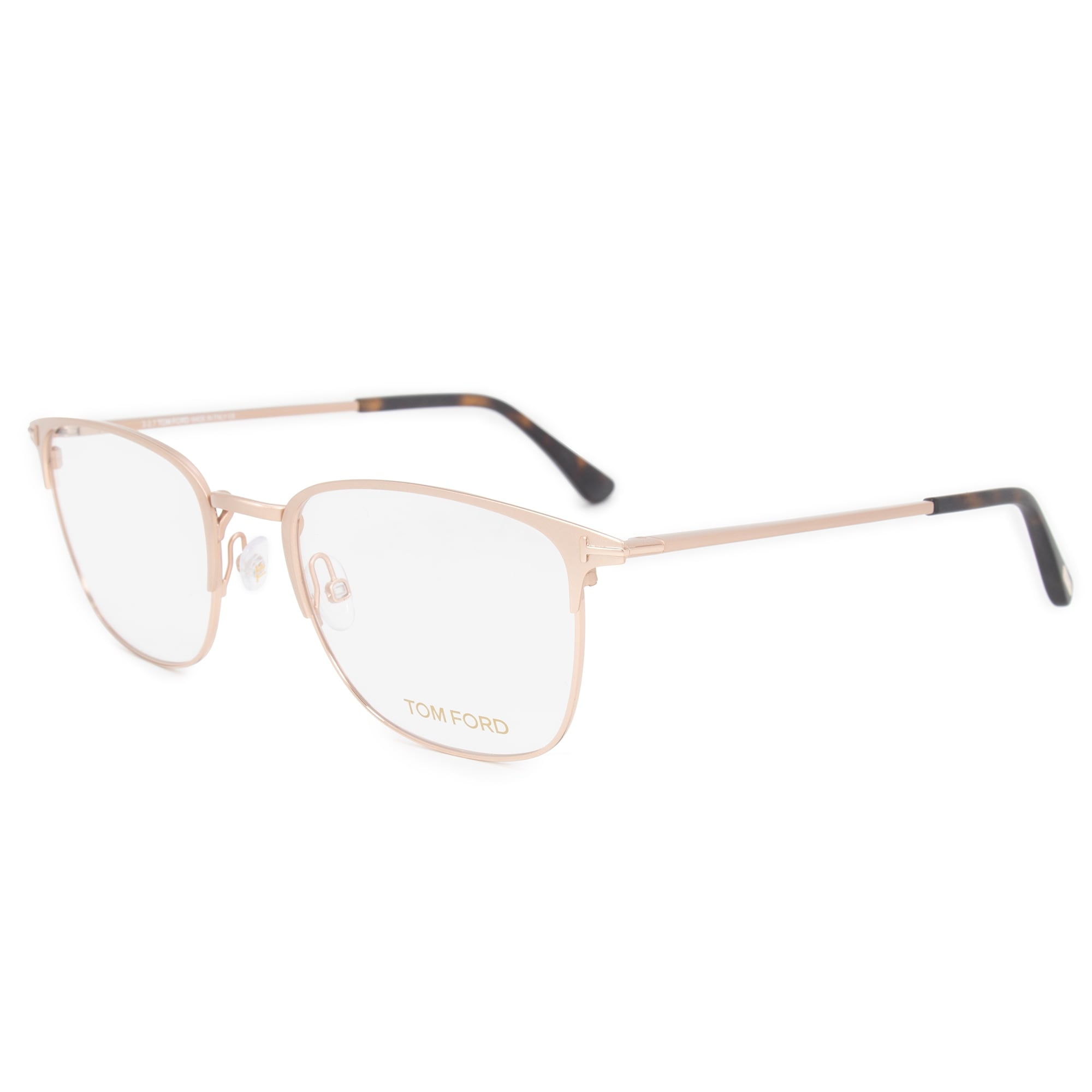 c0eab8c8d2 Shop Tom Ford Square Eyeglass Frames FT5453 029 54 - Free Shipping Today -  Overstock - 25734091