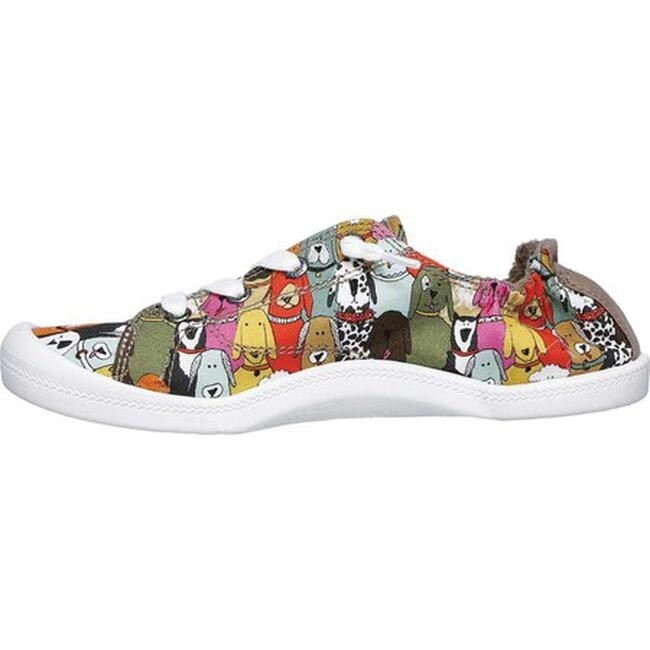 c98bb5ad7722 Shop Skechers Women s BOBS Beach Bingo Dog House Party Sneaker Multi - On  Sale - Free Shipping On Orders Over  45 - Overstock - 25490781