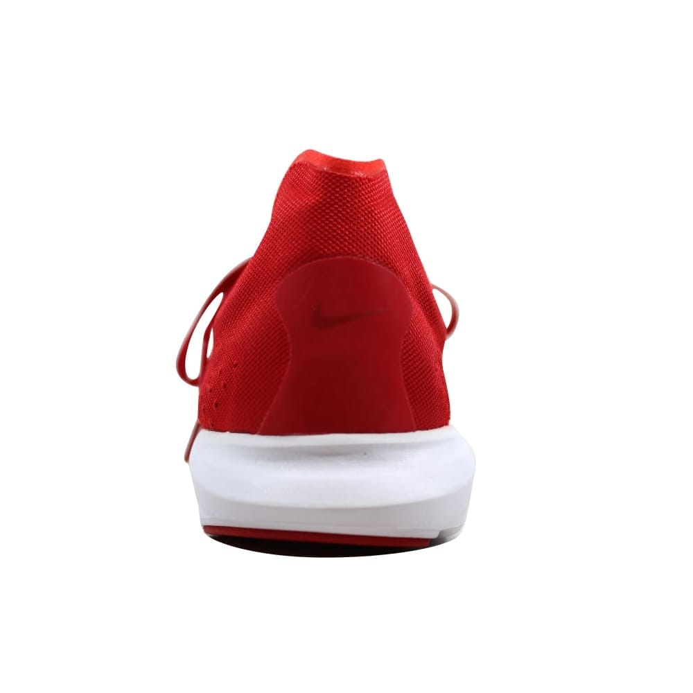 sports shoes 465fb def0f Shop Nike Mayfly Lite BR University Red/White 898027-600 Men's - On Sale -  Free Shipping Today - Overstock - 21893483