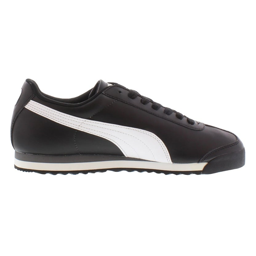 Shop Puma Roma Basic Men s Shoes - Free Shipping Today - Overstock.com -  22124399 e6f01c511
