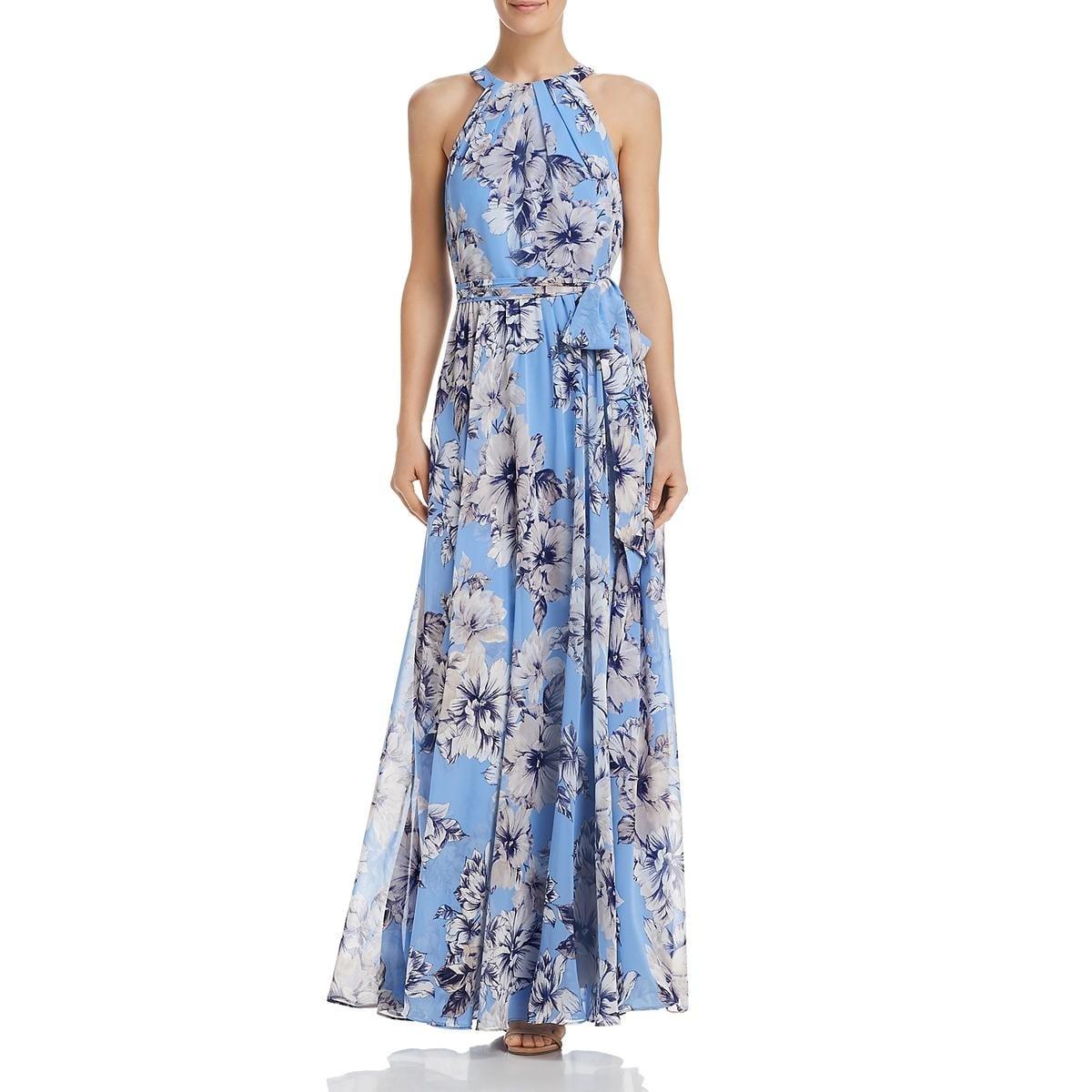 0eaf3b56e8 Shop Eliza J Womens Maxi Dress Floral Print Halter - Free Shipping ...