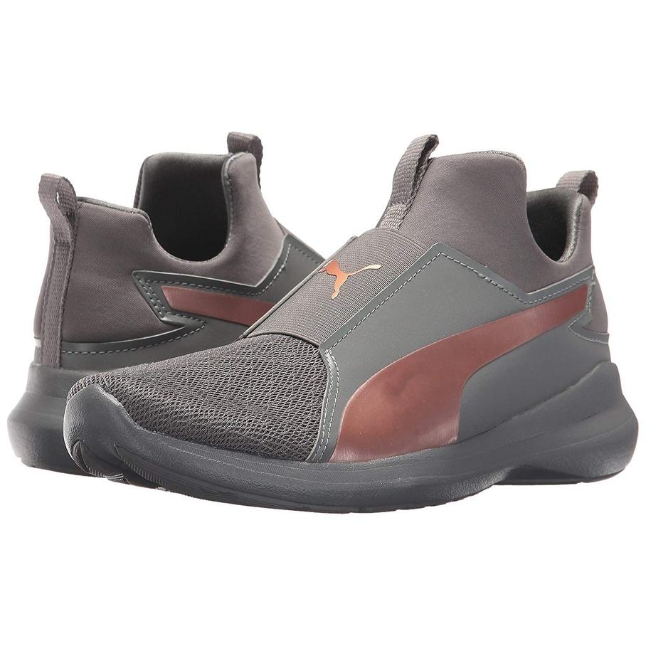 Shop Puma Women s Rebel Mid Wns Tt Mesh Sneaker 7050d4d8e