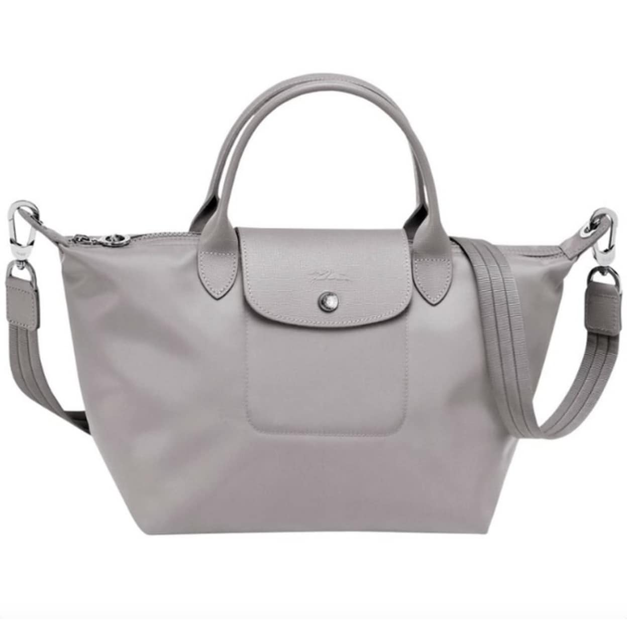 Shop Authentic Longchamp Le Pliage Neo Small Tote Free Shipping Medium Black Today 23488815