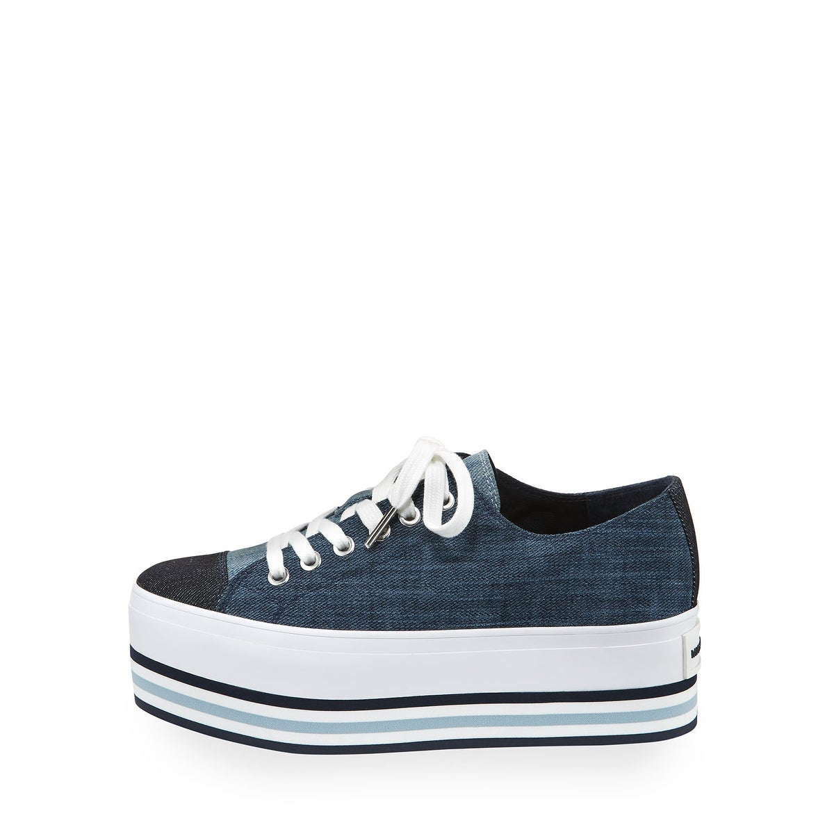 8b386f61619a Shop MICHAEL Michael Kors Womens Ronnie Sneaker Fabric Low Top Lace Up  Fashion Sne... - Free Shipping Today - Overstock - 20504653