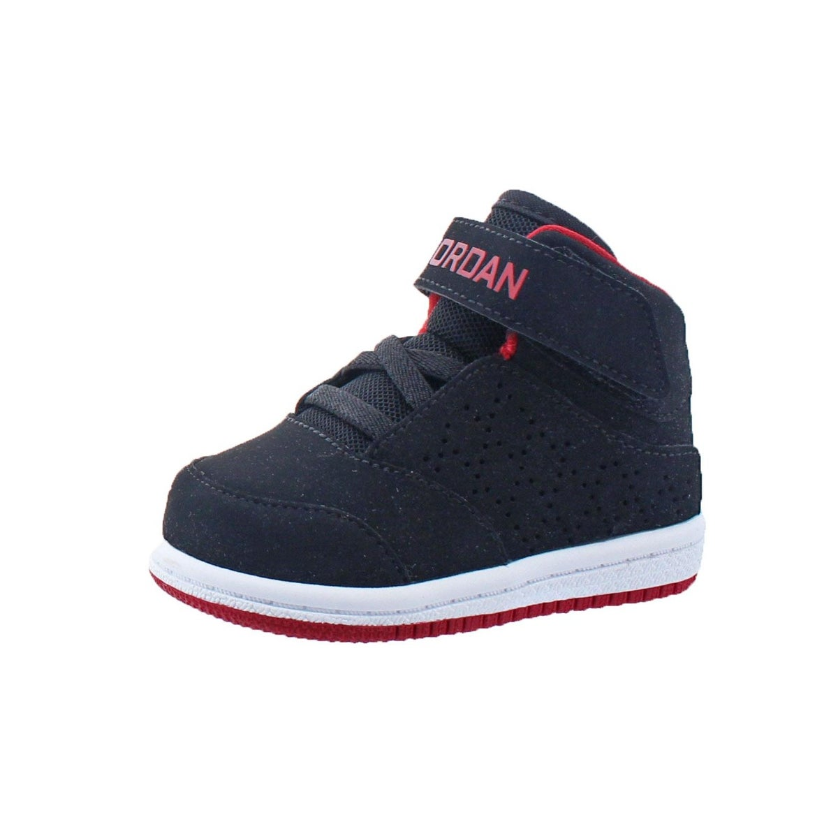 brand new dc8f8 5e3e4 Shop Jordan Boys 1 Flight 5 Prem Fashion Sneakers Perforated High-Top - 4  medium (d) toddler - Free Shipping On Orders Over  45 - Overstock - 22311746