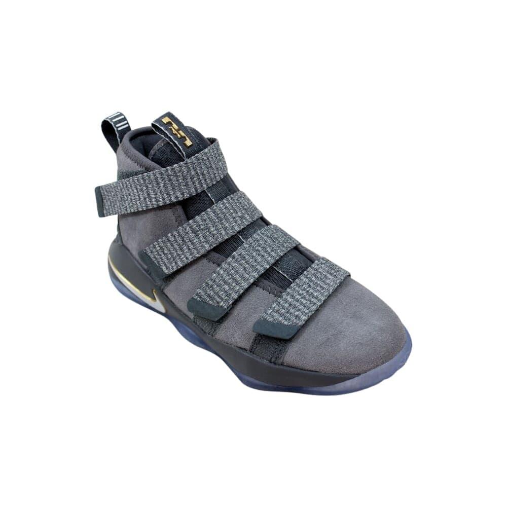 the best attitude 4cc7d d3976 Nike Lebron Soldier XI Cool Grey/Pure Platinum 918368-010 Pre-School