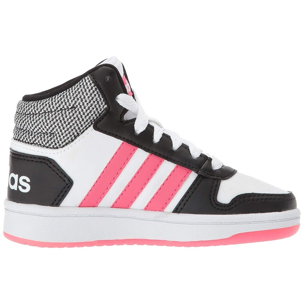 the latest 68f32 bc2c1 Shop adidas Kids  Hoops Mid 2.0 K - Free Shipping On Orders Over  45 -  Overstock - 25560026
