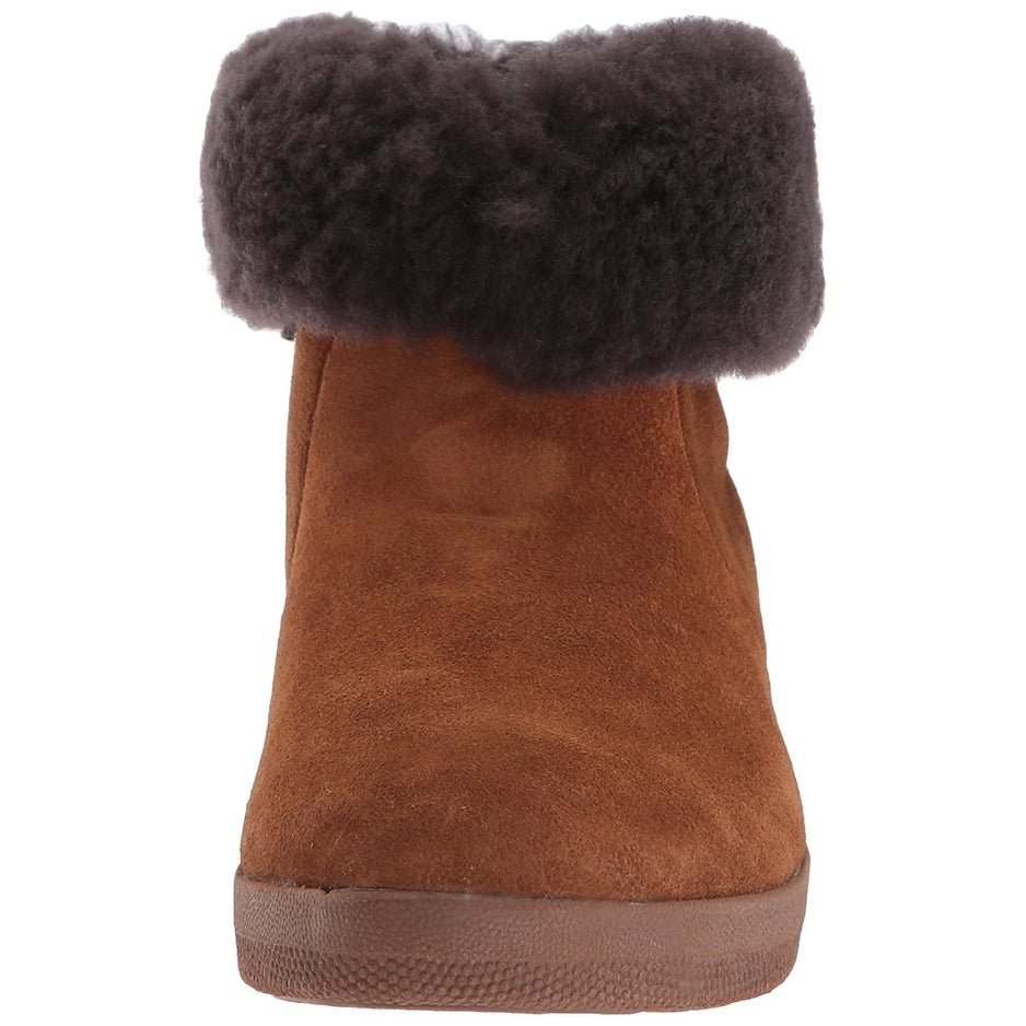 1350a570d Shop FitFlop Womens J73 Closed Toe Ankle Cold Weather Boots - Ships To  Canada - Overstock.ca - 22338295