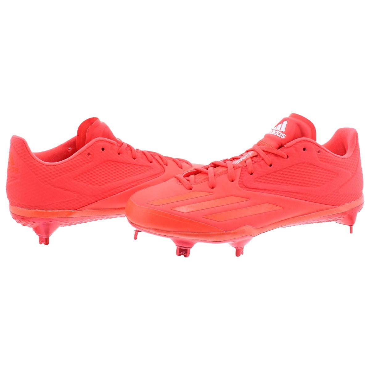 3204f59e22ba Shop Adidas Mens Adizero Afterburner 3 Cleats Baseball Lightweight - Free  Shipping On Orders Over $45 - Overstock - 22129133
