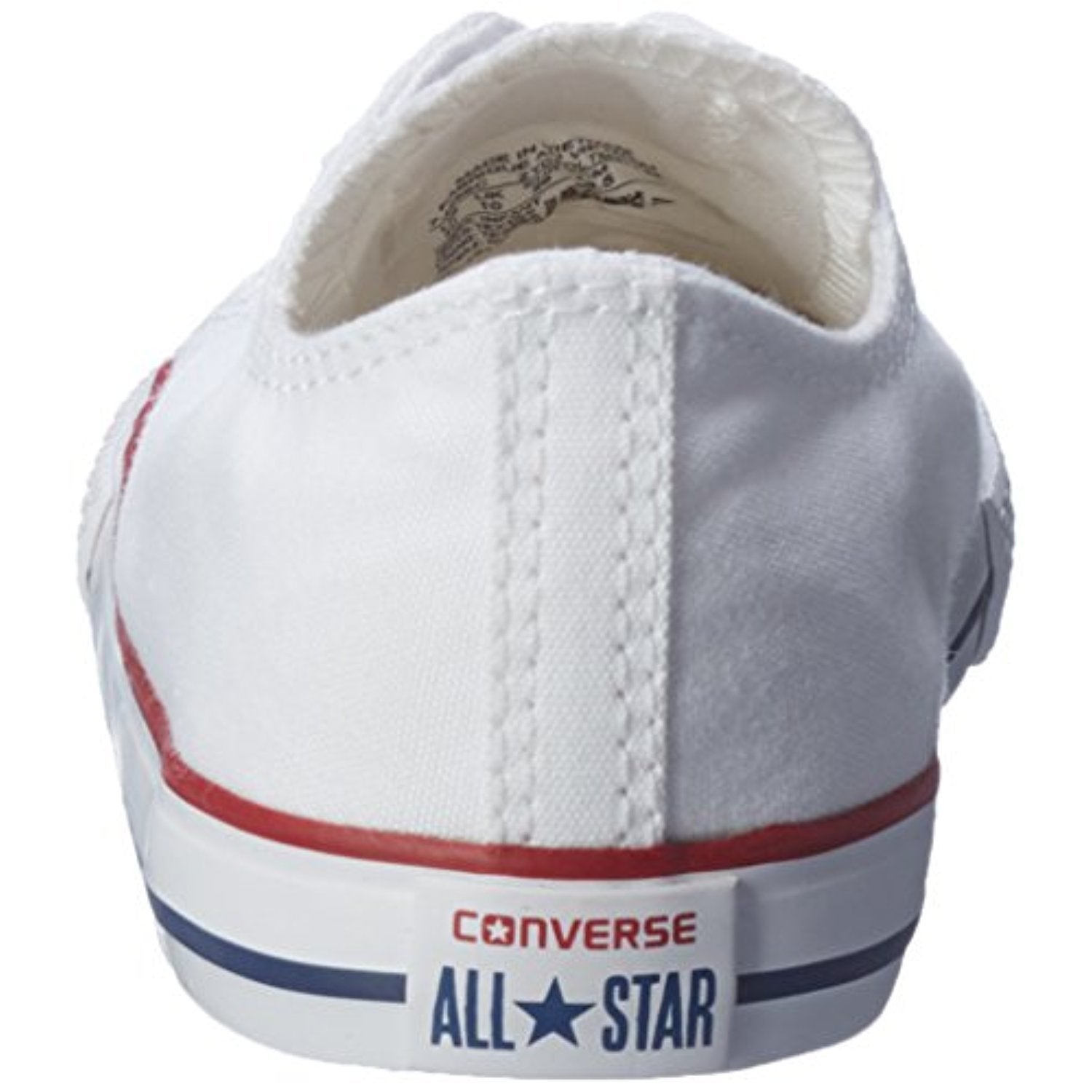 357503165b64 Shop Converse Infant Chuck Taylor All Star 7J256 Ox Optic White Infant Size  10 - Optic White - Free Shipping Today - Overstock - 18277623