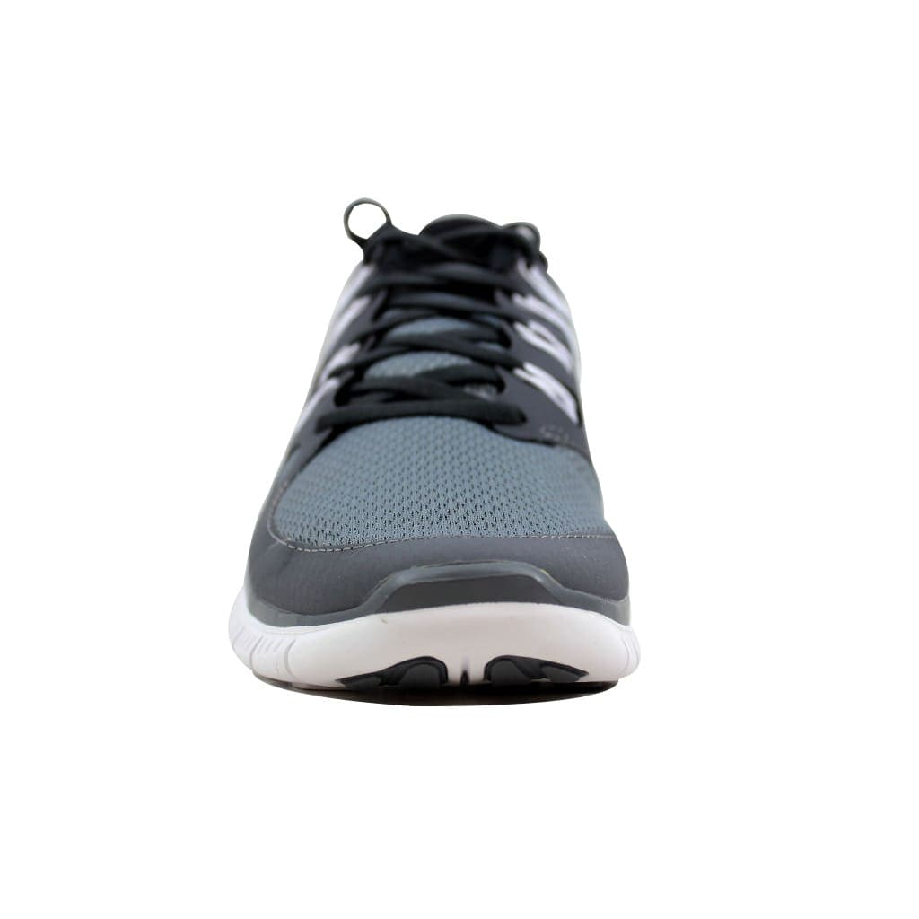 b225aa6b897c Shop Nike Men s Free 5.0+ Cool Grey Anthracite-White 579959-001 - Free  Shipping Today - Overstock - 24122960
