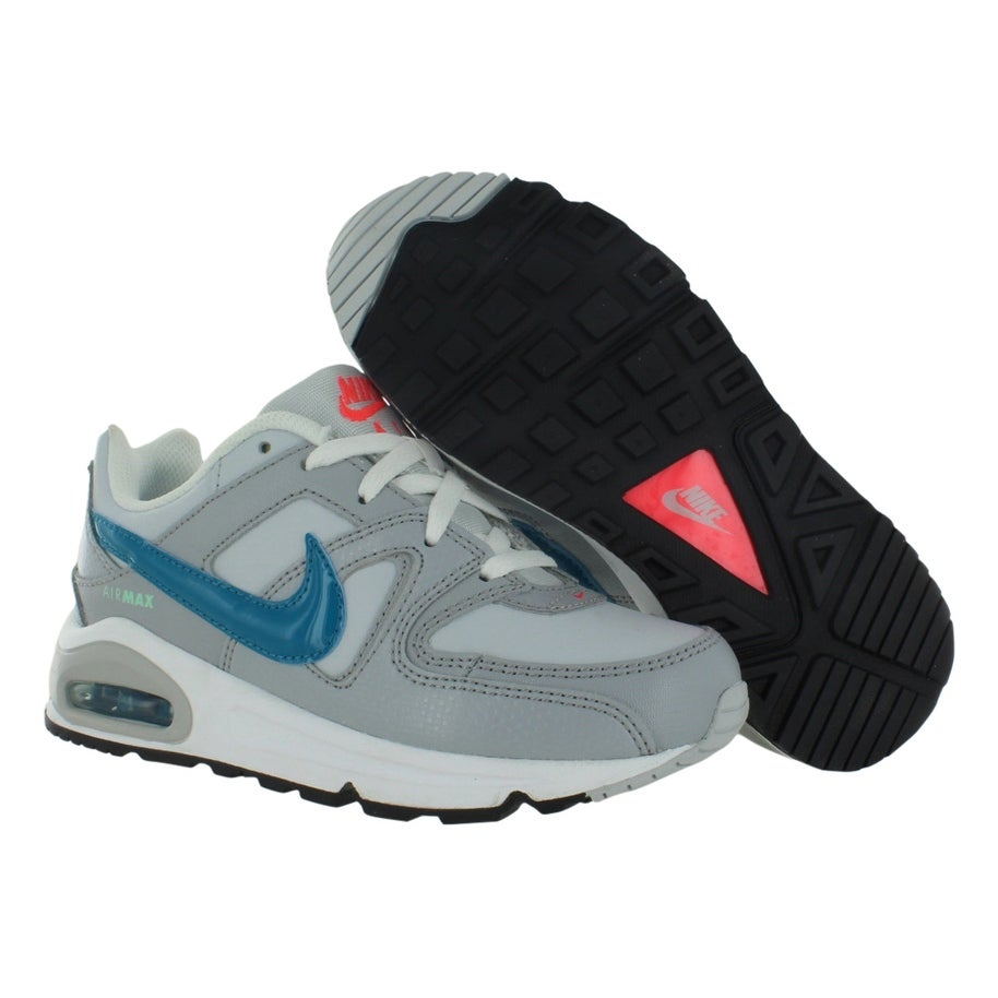 best service 76e51 5f17a Shop Nike Air Max Command Preschool Kid s Shoes - 1 m - Free Shipping Today  - Overstock - 22163450
