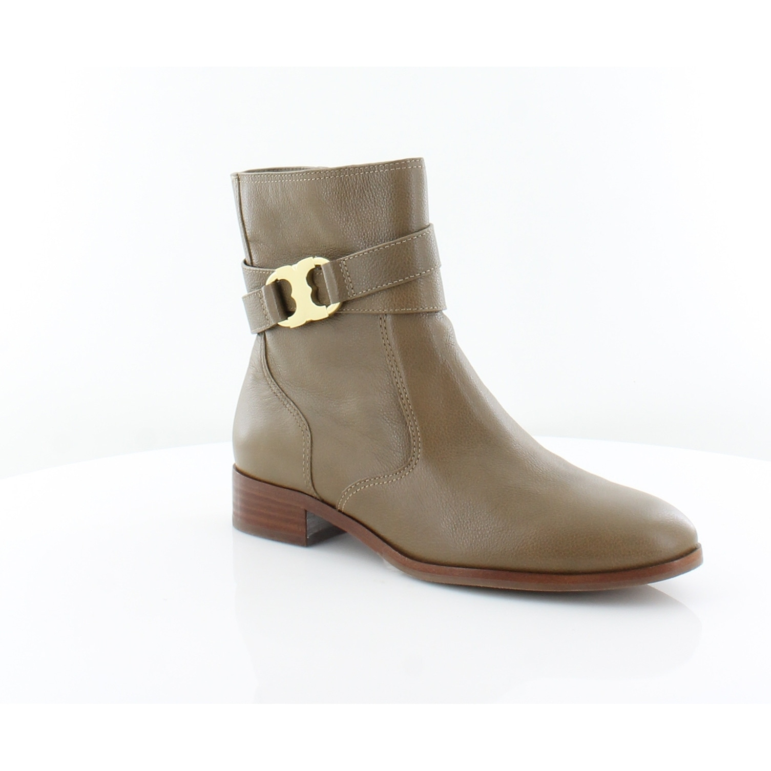 3b5aaee60ab Shop Tory Burch Gemini Link Bootie Women s Boots River Rock - Free ...