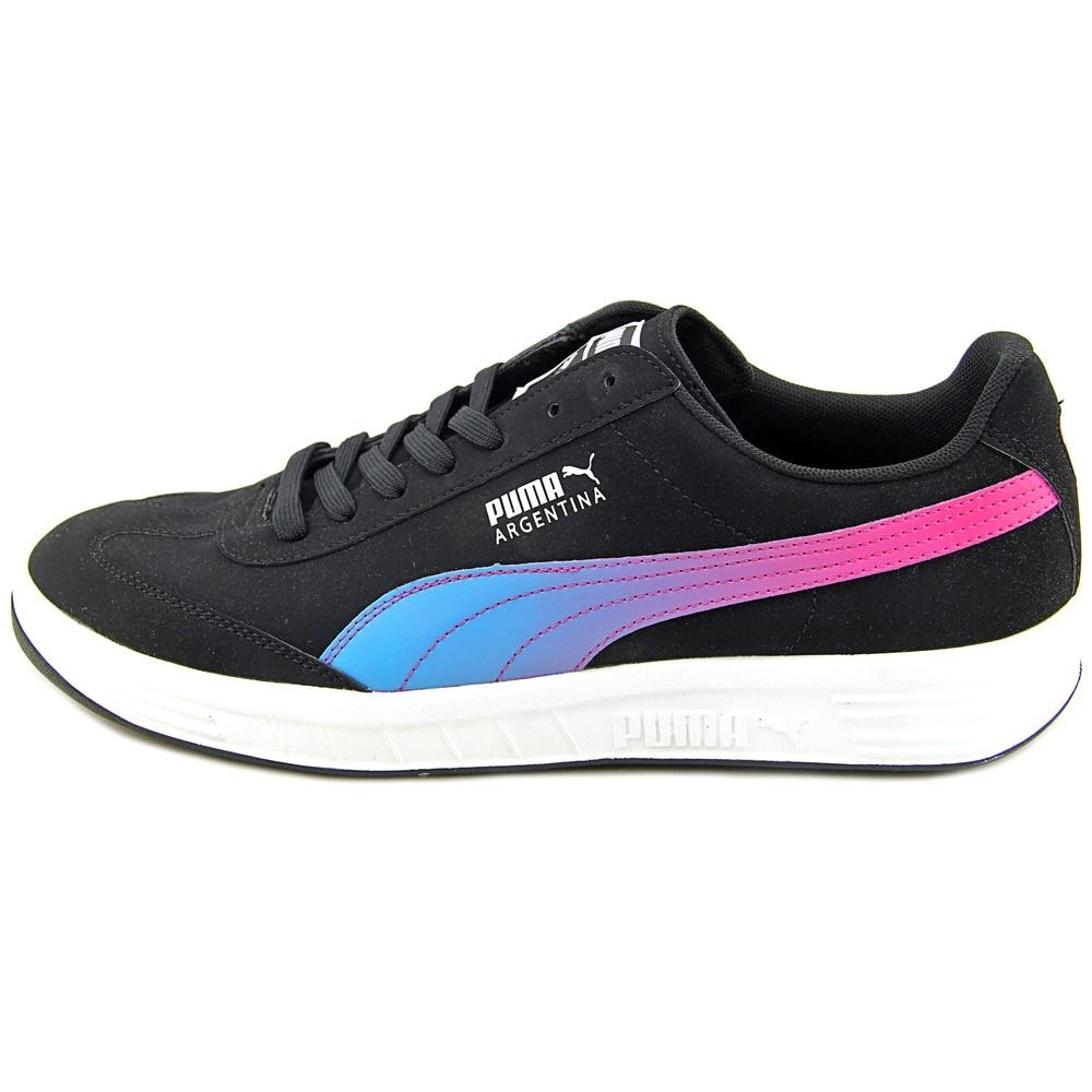 Shop Puma Argentina Nbk Round Toe Leather Sneakers - Free Shipping On  Orders Over  45 - Overstock - 13698049 b2633a4eb