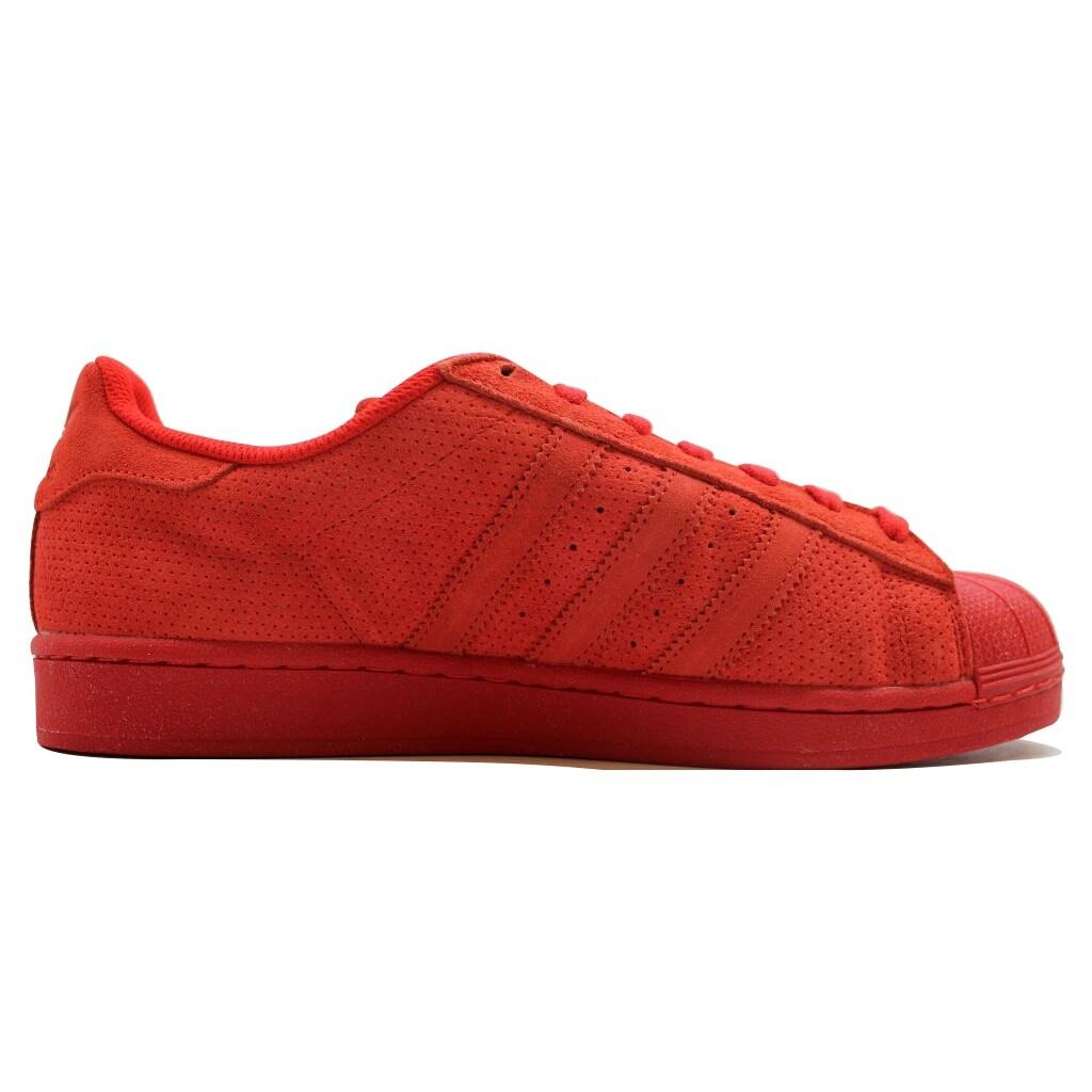 cheap for discount 40b0d 4a8e0 Adidas Superstar RT RedRed S79475 Mens