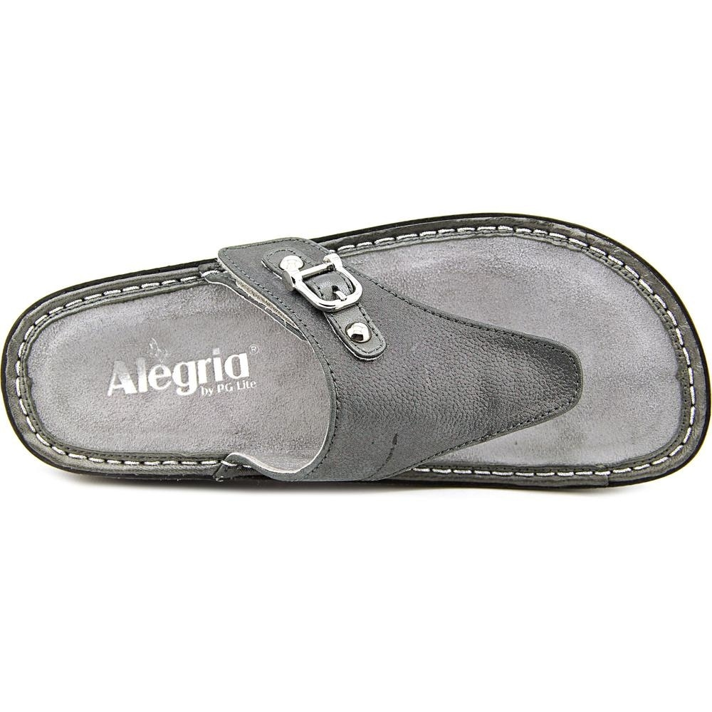2cd31da3349a Shop Alegria Vanessa Women Open Toe Leather Flip Flop Sandal - Free  Shipping On Orders Over  45 - Overstock.com - 17332468