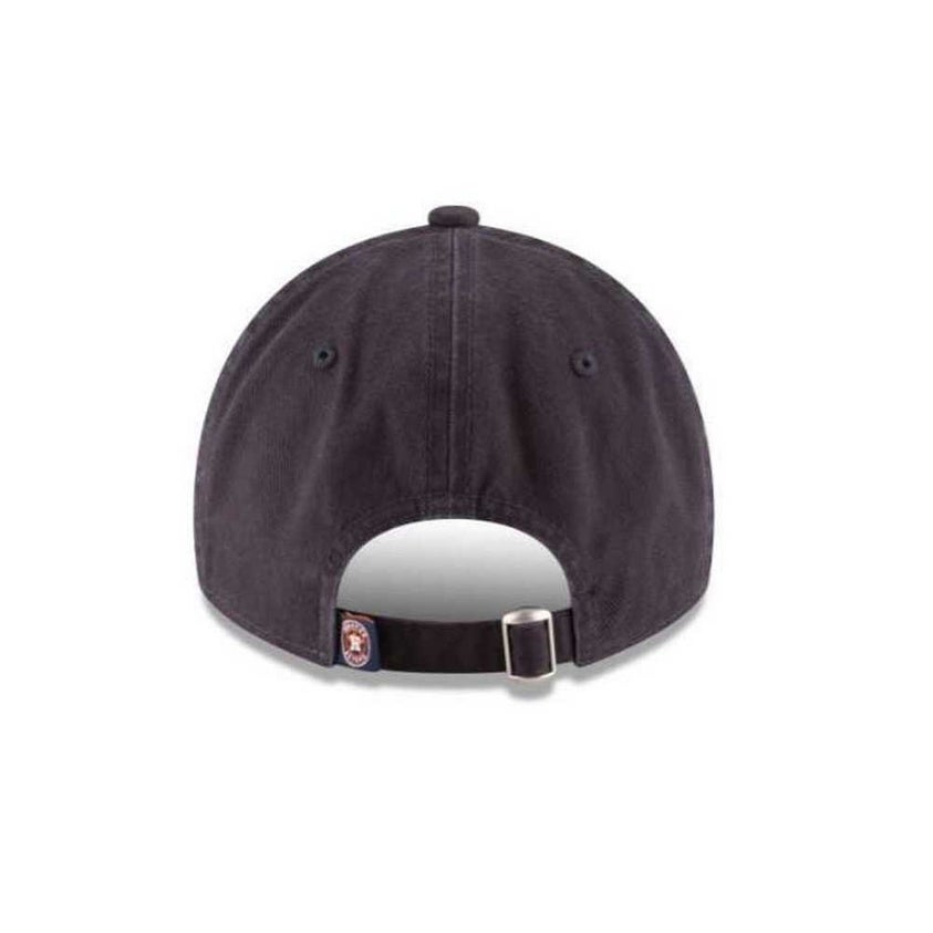 lowest price 398bb 1aaaf Shop New Era MLB Core Classic Houston Astros 9Twenty Adjustable Baseball Cap  11417806 - Free Shipping On Orders Over  45 - Overstock - 20249234