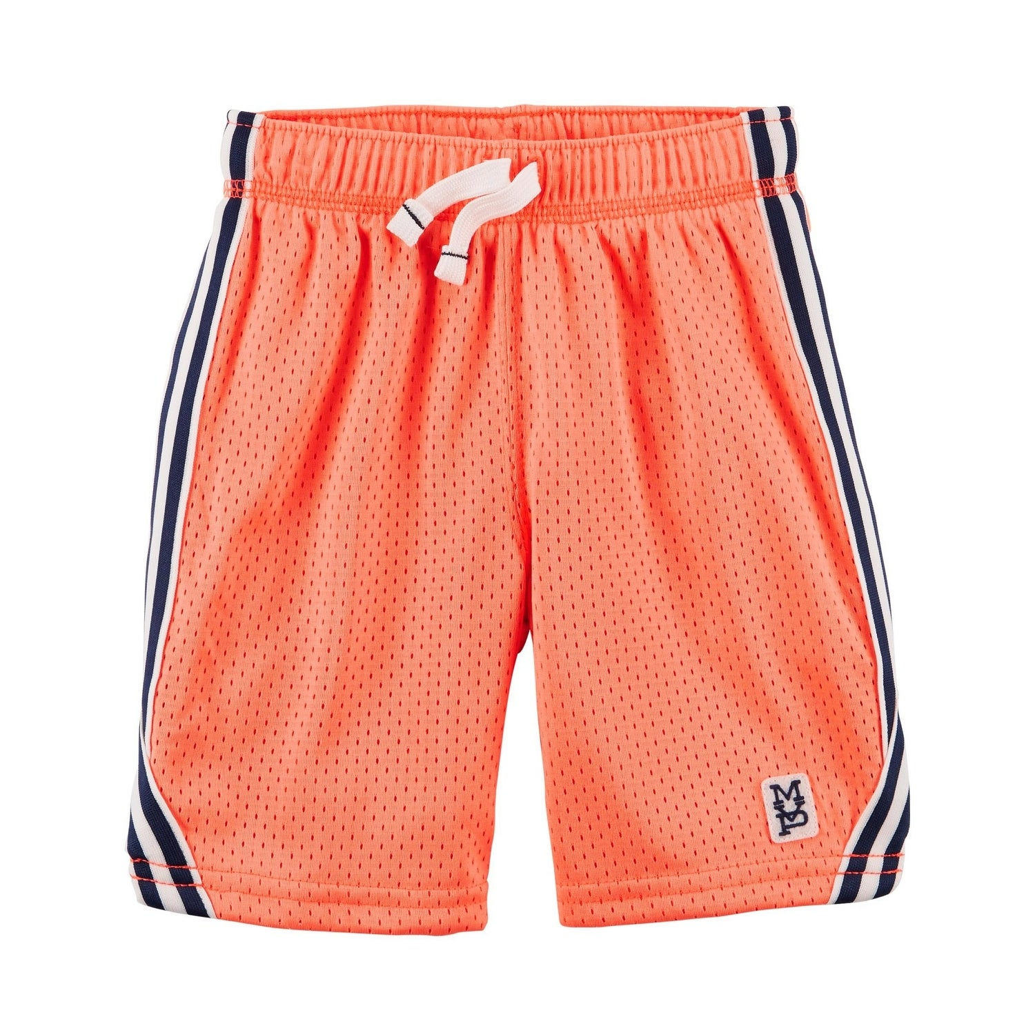 1d2a1396c Shop Carter's Big Boys' Pull-On Mesh Shorts, Orange, 8 Kids - Free Shipping  On Orders Over $45 - Overstock - 28237116