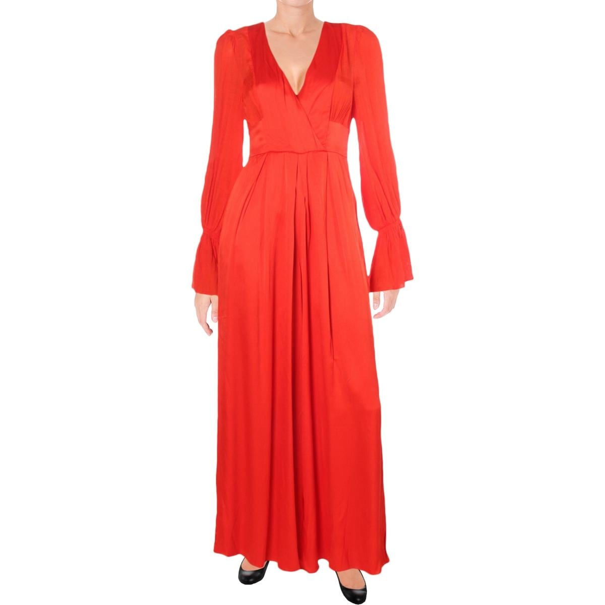 89d7d9a4a4 Shop Free People Womens Not Your Baby Jumpsuit Wide Leg Mixed Media ...