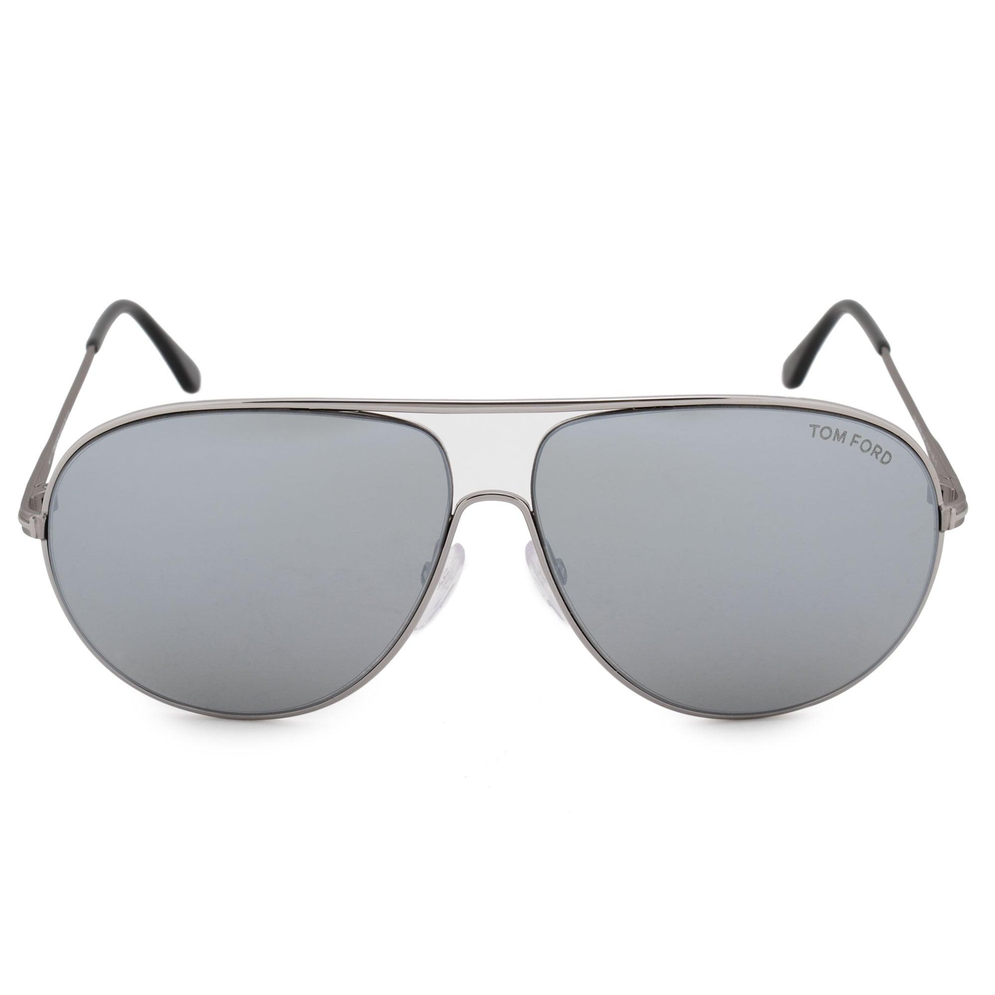 04fb949f74 Shop Tom Ford Cliff Aviator Sunglasses FT0450 14C 61 - Free Shipping ...