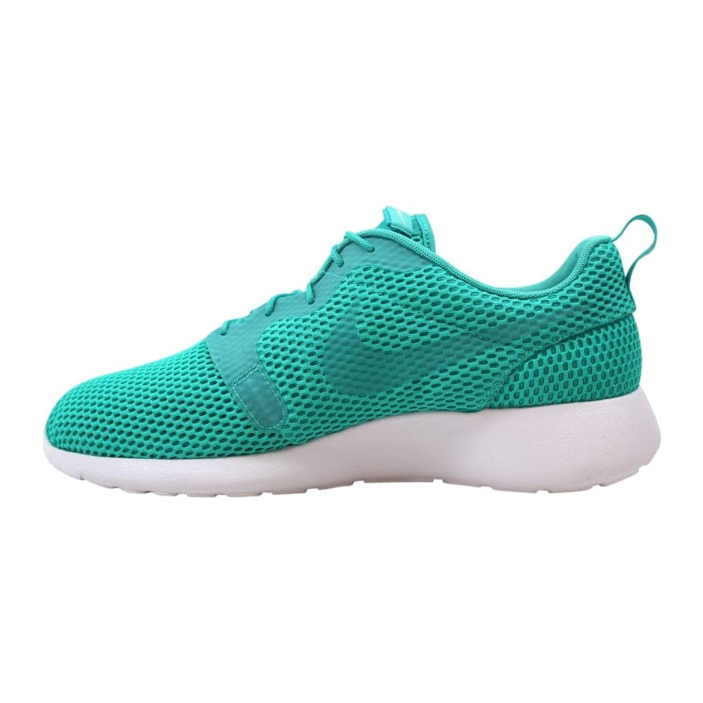 8bba7ff7eda89 Shop Nike Roshe One HYP BR Clear Jade Clear Jade-White 833125-300 Men s -  On Sale - Free Shipping Today - Overstock - 20129785