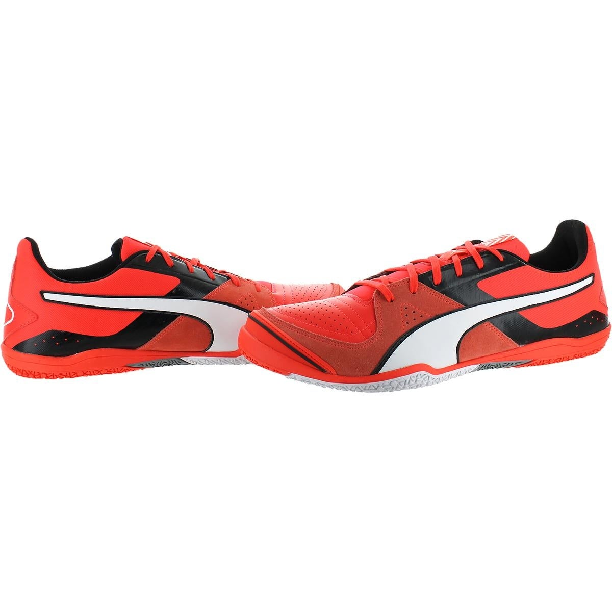 5337c3d78018 Shop Puma Mens Invicto Sala Soccer Shoes Suede Non-Marking Pink 9 Medium  (D) - 9 medium (d) - Free Shipping Today - Overstock - 22123061
