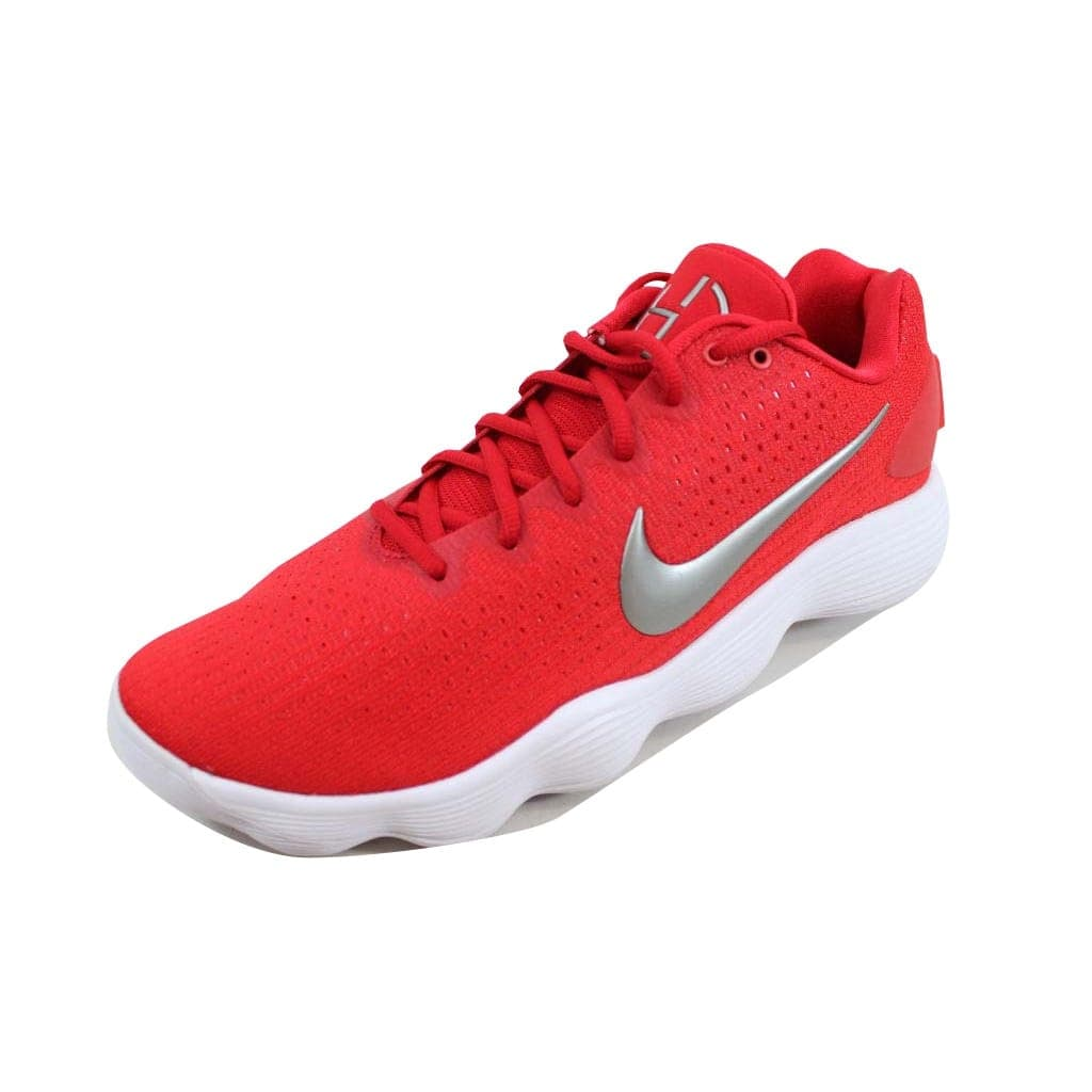 590ec693fd34 Nike Men s Hyperdunk 2017 Low TB University Red Metallic Silver 897807-601