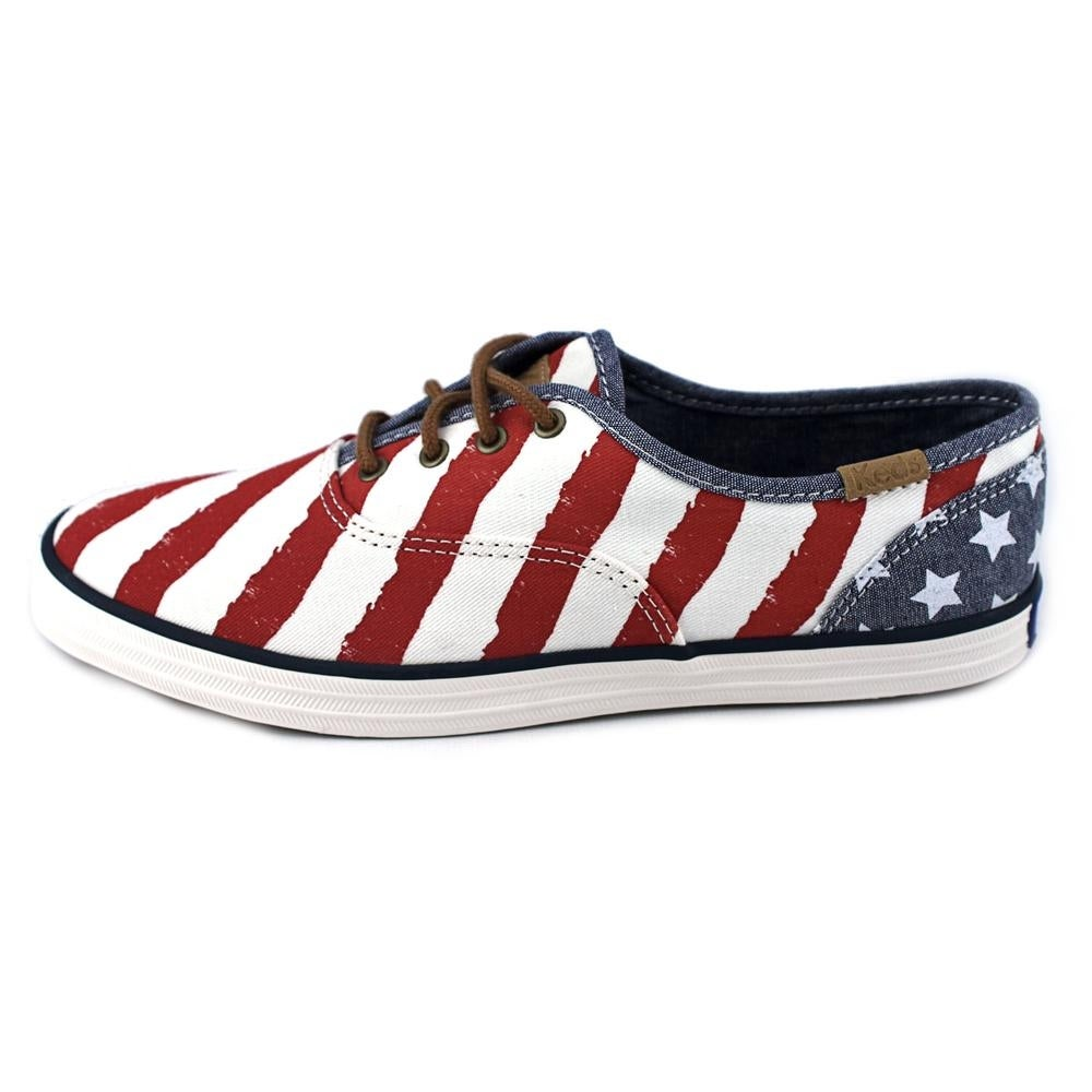 c38a204da72 Shop Keds Champion Patriotic Women Round Toe Canvas Multi Color Sneakers -  Free Shipping On Orders Over  45 - Overstock.com - 13717992