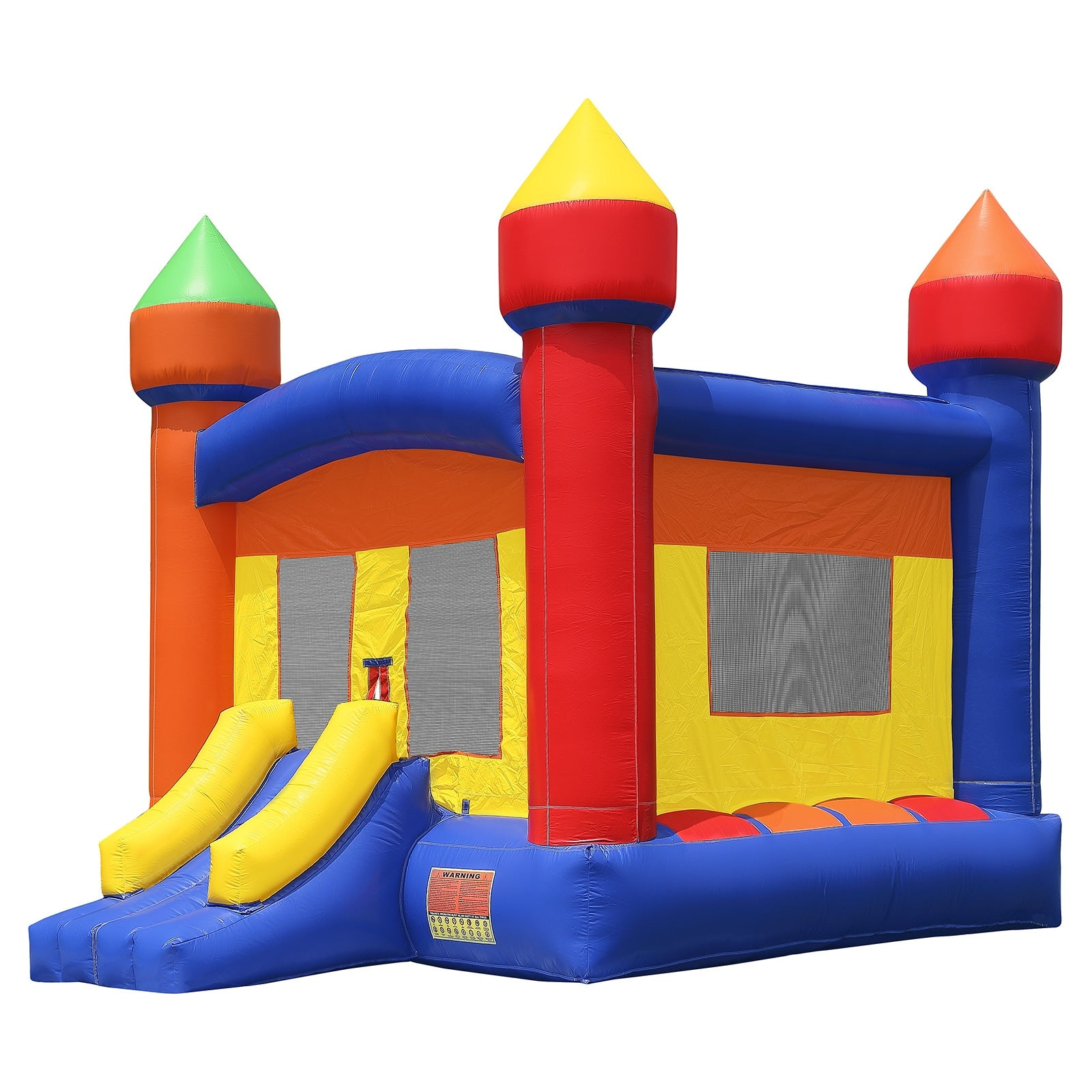 46dc40df865d Shop Commercial Bounce House 100% PVC 13 x 13 Inflatable Castle Jump ...
