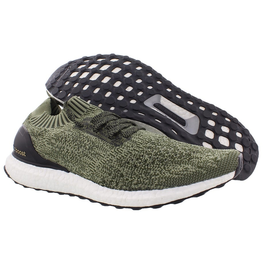 c3ec0abde Shop Adidas Ultra Boost Uncaged Tech Earth Running Men s Shoes Size - 11.5  D(M) US - Free Shipping Today - Overstock - 27786368