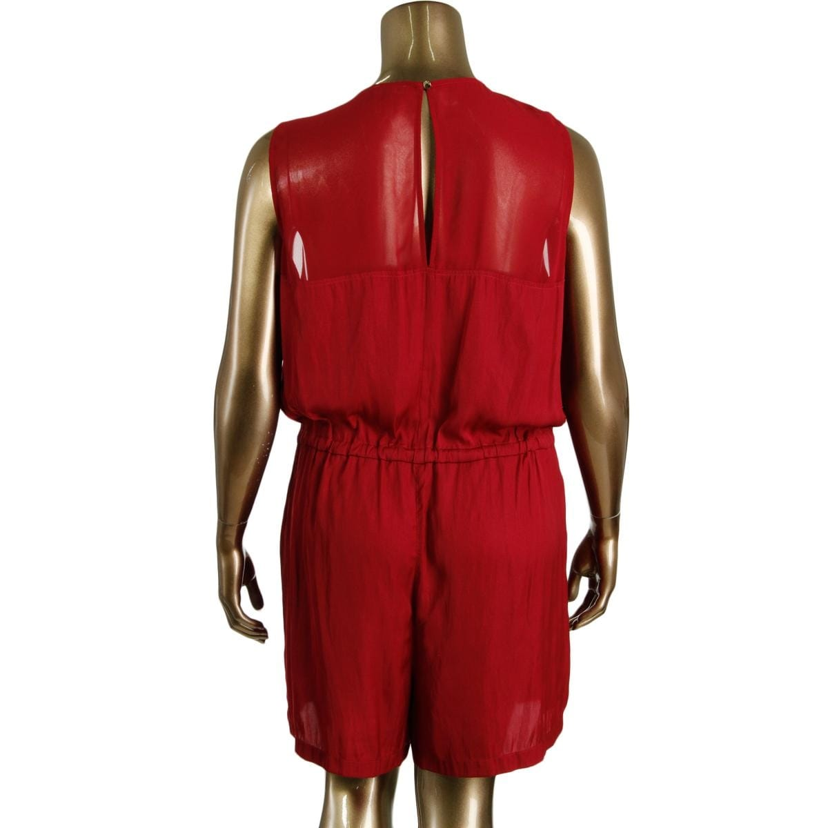 d2341e642166 Shop Vince Camuto Womens Romper Chiffon Rumpled - Free Shipping On Orders  Over  45 - Overstock - 13088944