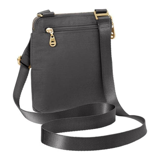 139bcc38e Shop baggallini Women's HCM170 RFID Mini Hanover Crossbody Charcoal - US  Women's One Size (Size None) - Free Shipping Today - Overstock.com -  25695751