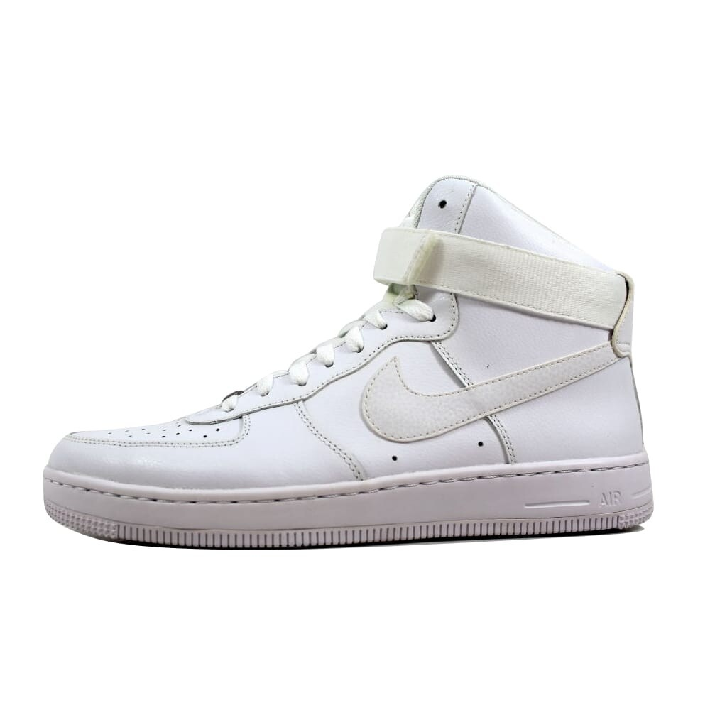 best service d1701 b1398 Shop Nike Air Force 1 Ultra Force Mid ESS White White-Wolf Grey 749535-100  Women s - On Sale - Free Shipping Today - Overstock - 21893358