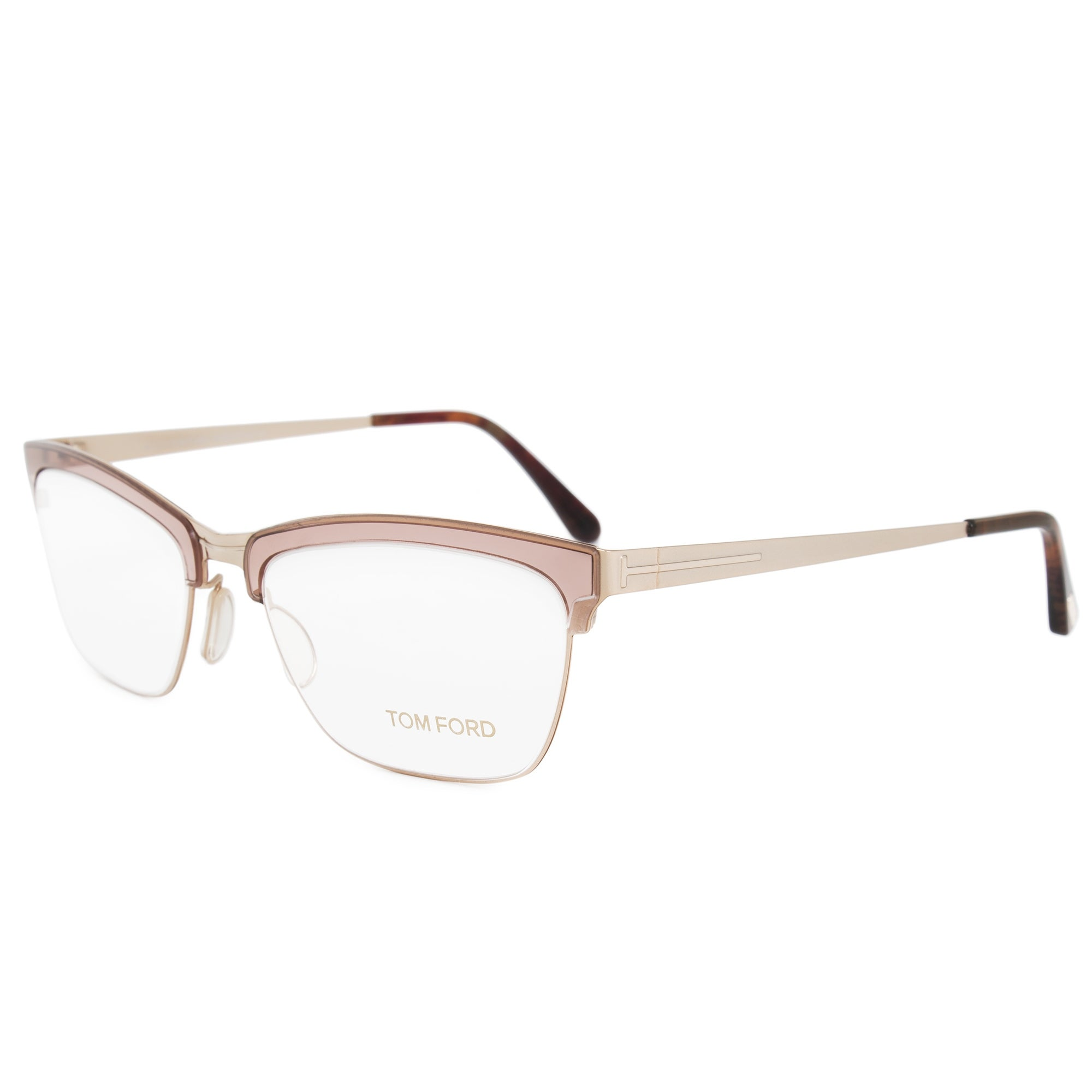 a4993d1404a Shop Tom Ford FT5392 050 54 Cat Eye - Free Shipping Today - Overstock -  21408972