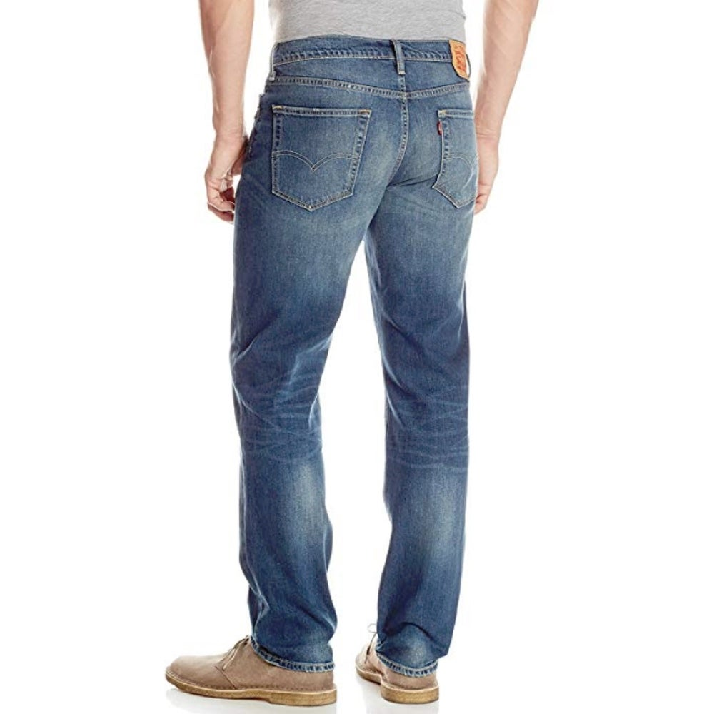 4fd38ede Shop Levi's Boys 541 Athletic Fit Jeans Washed Ashore Size 18 Regular -  Blue - Free Shipping On Orders Over $45 - Overstock - 28046455