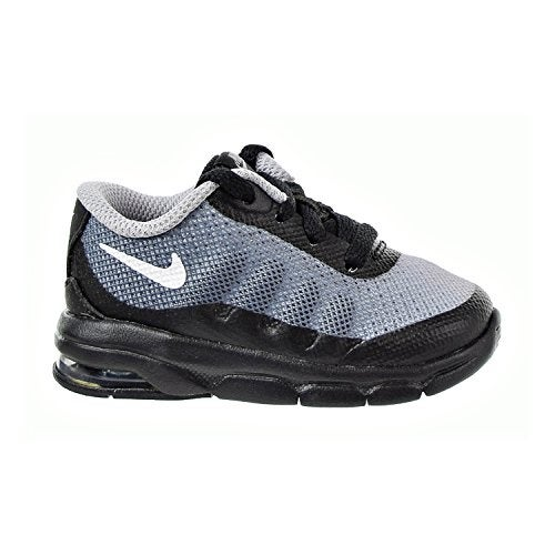 b38c5854a0 Shop NIKE Air Max Invigor Print Toddlers' Shoes Black/White/Wolf Grey  ah5260-001 - Free Shipping Today - Overstock.com - 20999290