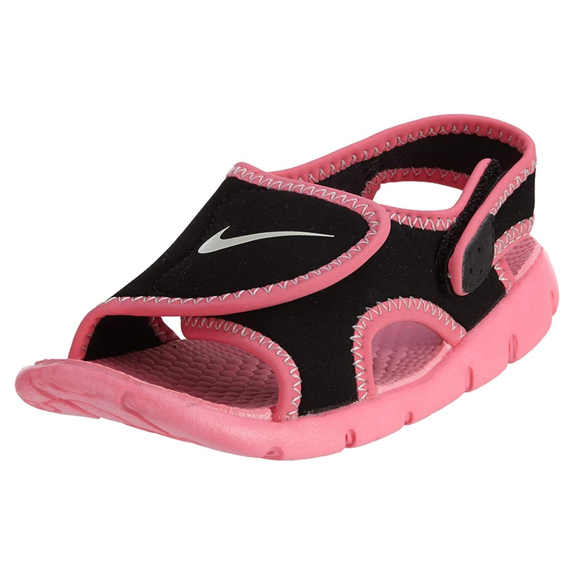 huge discount aba88 e5c59 Shop Nike Sunray Adjust 4 Toddlers Style  386521-001 Size  10 C Us - Free  Shipping Today - Overstock - 25596682