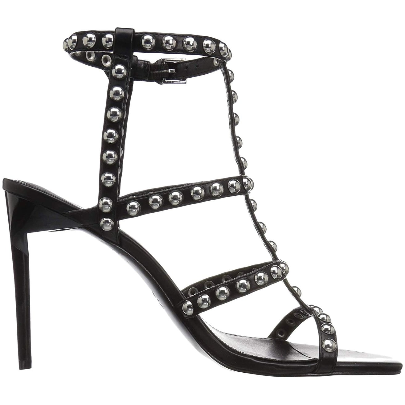 0a84444a7a7 Shop BCBGeneration Women s Issa Heeled Sandal - Free Shipping Today -  Overstock - 27469742