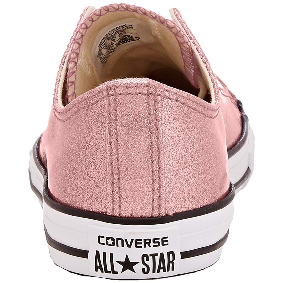 35509d6d81a5 Shop Converse Kids K All Star Low Rose Gold Natural White Size 3 - Free  Shipping Today - Overstock.com - 25591551